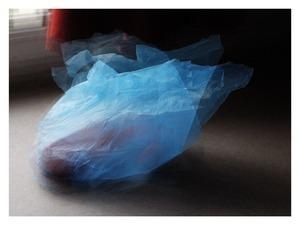 O saco de fruta (da série from the series Um mundo igual a este mas ligeiramente diferente), 2013 © Daniel Blaufuks, Carlos Carvahlo