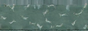 Aquarium. 04, 2008 © Zhou Hongbin, Galerie Magda Danysz