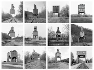 Coaling Towers, Portfolio 2, 2013 © Jeff Brouws, Robert Koch Gallery