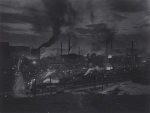 Iron City, 1955 © Erno Vadas, Vintage Galéria