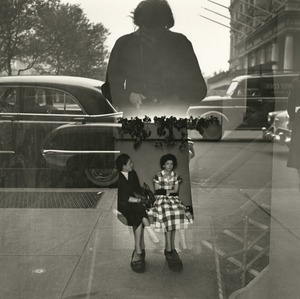 Untitled, Self-portrait, 1954 © Vivian Maier, Howard Greenberg Gallery