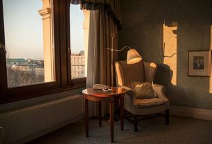 Bristol Hotel © Silvia Dominguez
