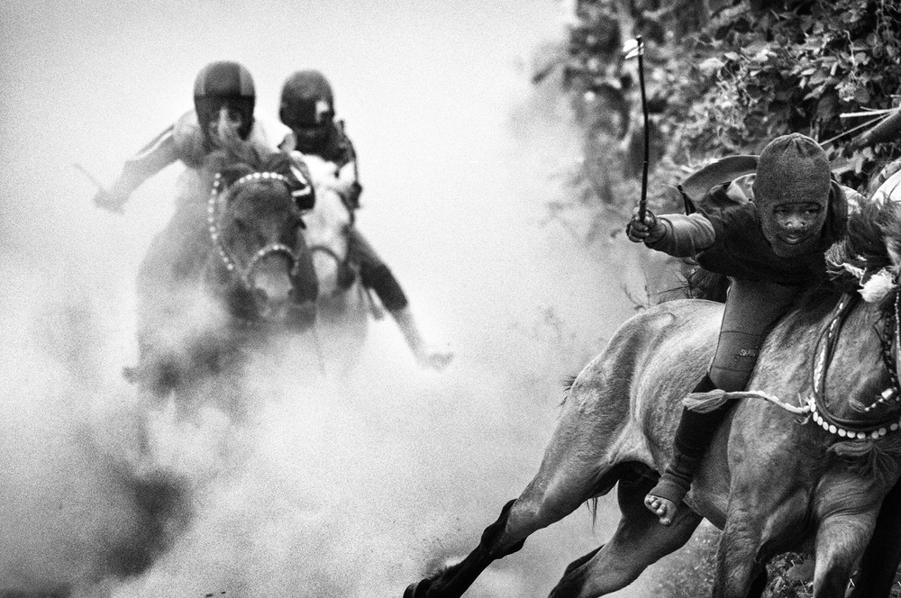 From the series, The Riders of Destiny © Romi Perbawa