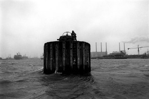 Compas dukdalf Waalhaven
