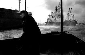 Waalhaven boatsmen