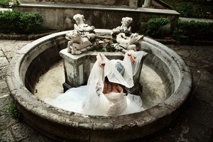 "From the series ""Reality Wedding""(Italy) © Stefano De Luigi"
