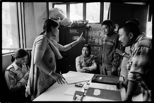 "From the series ""Is This How Women Live?"" (Nepal) © Marie Dorigny"