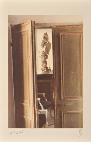 Interior, Bassano in Teverina, 1980, © Cy Twombly