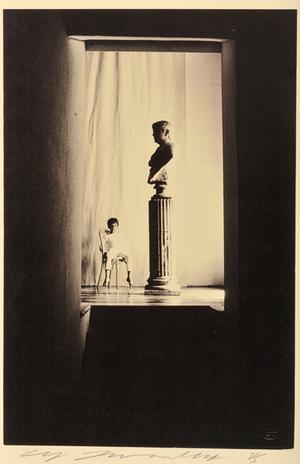 Alessandro Twombly, Monserrato, Rome, 1965, © Cy Twombly