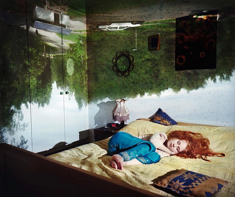 Camera obscura / Anu,Tampere, Finland, 2004