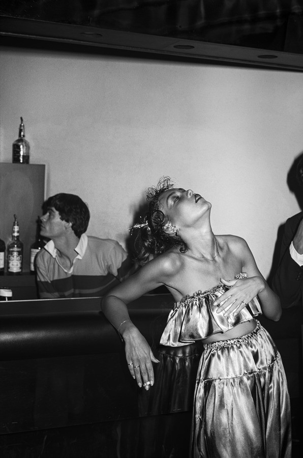 "From the photobook ""Studio 54"""
