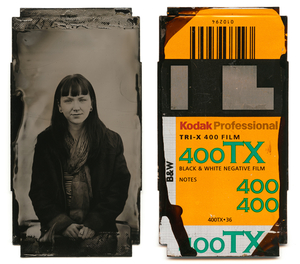Kate, from the series 36 Exposures, © David Adams. Honorable Mention, Lens Culture International Exposure Awards 2011
