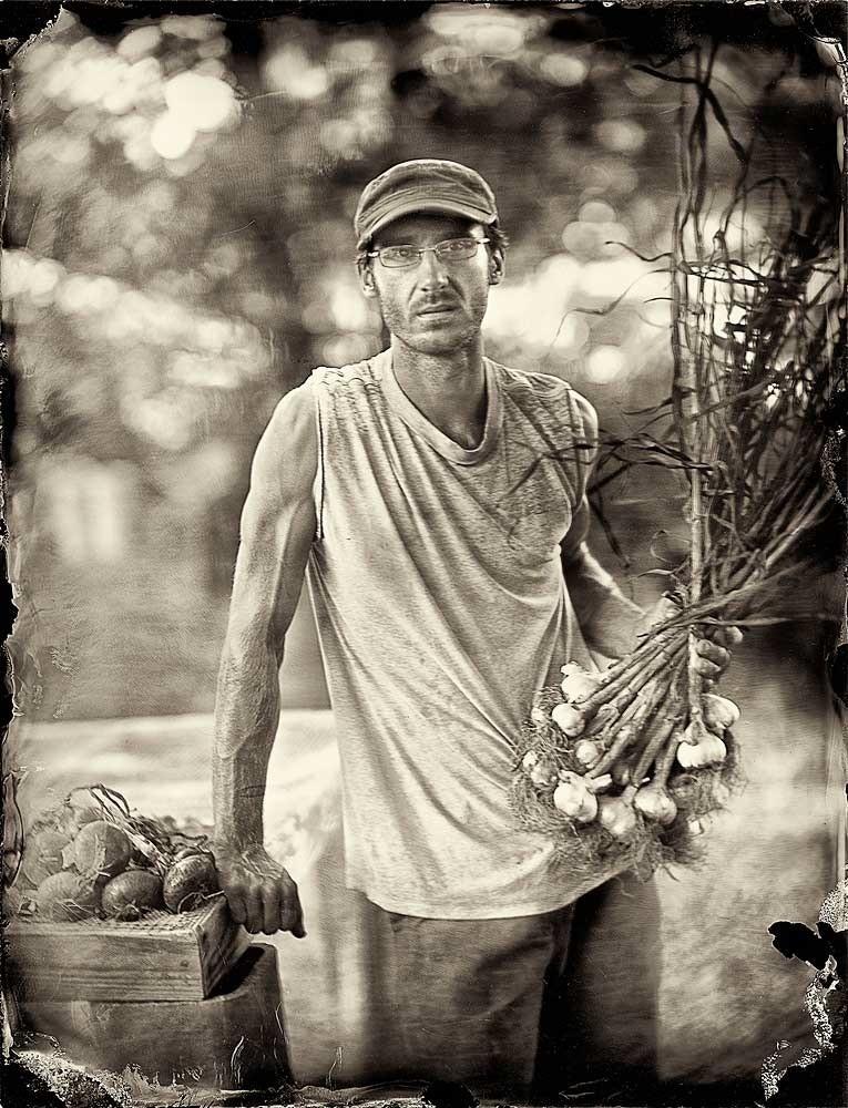 Jacob Diaz, Slow Roots Farm, Kingston, NY