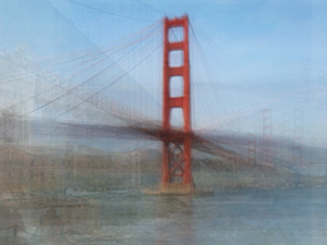 San Francisco, from the series Photo Opportunities © Corinne Vionnet