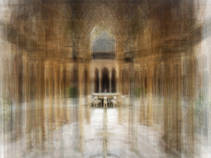 Granada, from the series Photo Opportunities © Corinne Vionnet