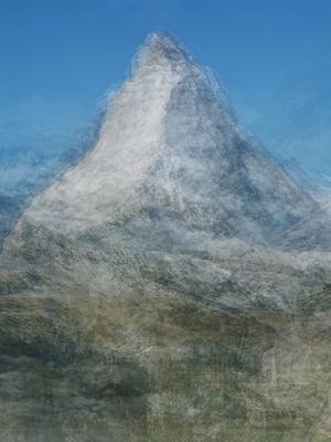 Matterhorn, from the series Photo Opportunities © Corinne Vionnet