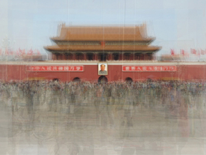 Beijing, from the series Photo Opportunities © Corinne Vionnet