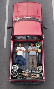 The Car Poolers © Alejandro CARTAGENA and Photoquai 2013