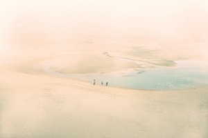 As We Walk On Water © Renhui ZHAO and Photoquai 2013