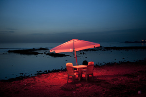 """Tripoli, Lebanon, 2011. From the series """"The Contuinity of Man"""" © Nick Hannes"""