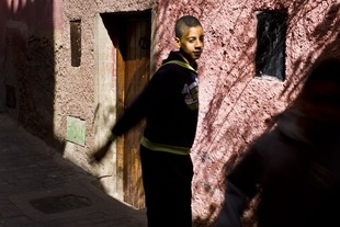 """passing by"", united colors of Morocco"