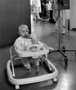 Baby at ward 2