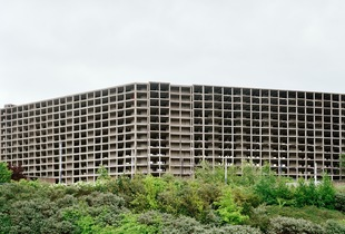 Park Hill Flats, Sheffield, England