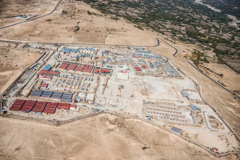 Abandoned Base, Kapisa