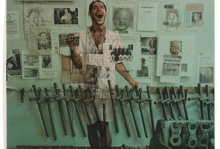 "From the photobook ""Scarti"" © Adam Broomberg & Oliver Chanarin"