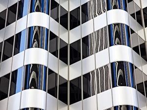White Ribbons    San Francisco, California    © Andrea Stone