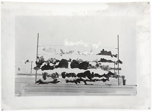 Place de la revolution, 96 x 127 cm, Silver Print 2005