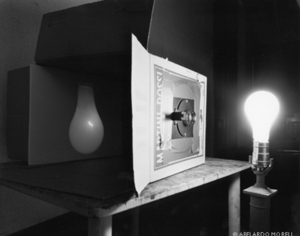 Light Bulb, 1991 © Abelardo Morell