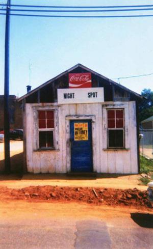 Night Spot, Marion, Alabama, 1972