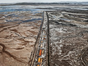 "From the photobook ""Water"" © Edward Burtynsky"