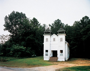 Church, Sprott, Alabama, 1981