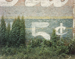 5 Cents, Demopolis, Alabama, 1976