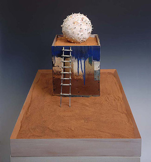 Southern Monument 11, Mixed media, 1983
