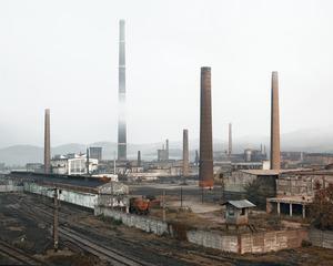 Copsa Mica Factory (Copsa Mica, Central Romania), 2013 © Tamas Dezso
