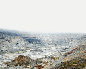 Copper Mine (Moldova Noua, South-West Romania), 2012 © Tamas Dezso