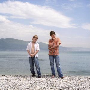 Artem and Ilya, Novorossiysk embankment. © Maria Gruzdeva