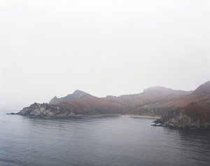 Seascape, cape Astaf'eva, peninsula Trydnii [the Hard One], Primorsky Krai. © Maria Gruzdeva