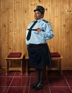 """From the series """"Ruthy Goes to Church"""" © Julia Gunther"""