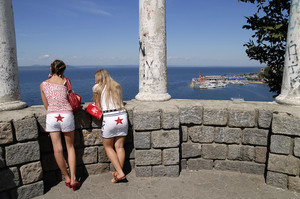 Vladivostok, Russia, 2007 © Nick Hannes