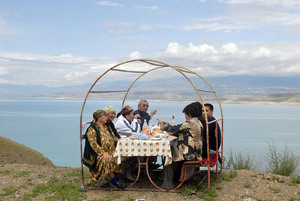 Toktogul, Kyrgyzstan, 2007 © Nick Hannes