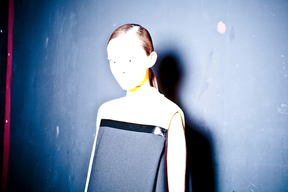 Costume National A/W 2011, Courtesy of Quentin De Wispelaere for Another Magazine