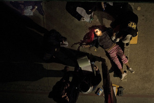 1st prize Contemporary Issues Singles, © Walter Astrada, Argentina, World Picture Network, Victim of violence against women, Guatemala