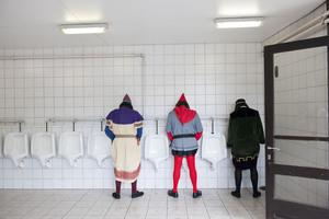 Ros Beiaard, Dendermonde © Nick Hannes