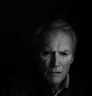 3rd prize Portraits Singles, © Damon Winter, USA, Los Angeles Times, Clint Eastwood