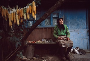 "From the series ""Lands of No-Return (Ukraine)"" © Viktoria Sorochinski."