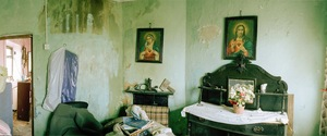 "Aggie's Bedroom. From the exhibition ""Landscapes"" © Tom Wood"